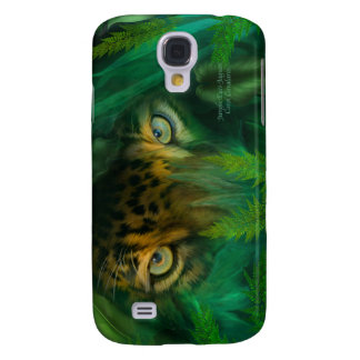 Jungle Eyes - Jaguar Art Case for iPhone 3 Galaxy S4 Cover