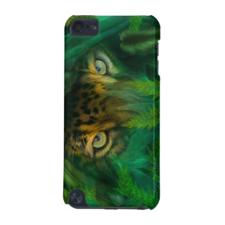 Jungle Eyes-Jaguar Art Case for iPod iPod Touch (5th Generation) Cover