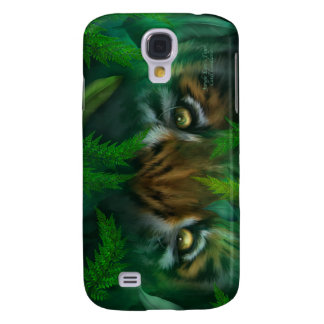 Jungle Eyes - Tiger Art Case for iPhone 3 Galaxy S4 Cover