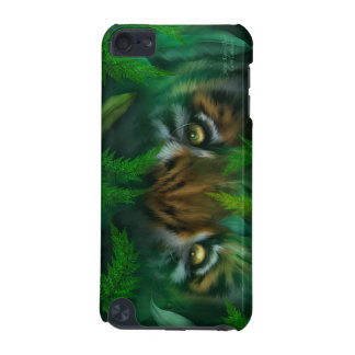 Jungle Eyes - Tiger Art Case for iPod iPod Touch (5th Generation) Covers
