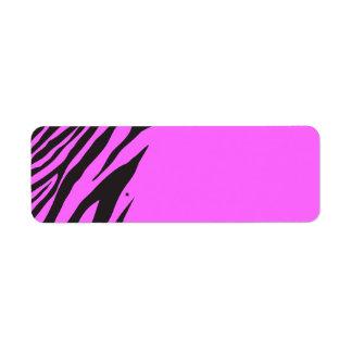 JUNGLE FEVER Bat Bar Mitzvah Print Your Own Label