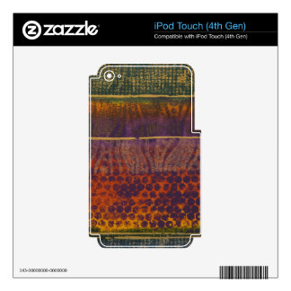 Jungle Fever iPod Touch 4G Skin