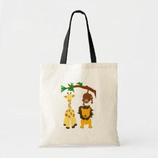 Jungle Friends Bag