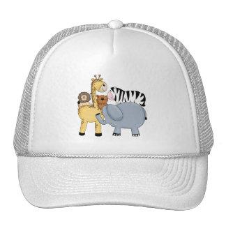 Jungle Friends Trucker Hat