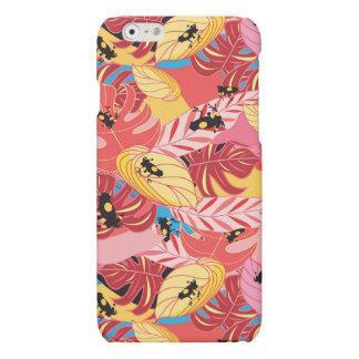 Jungle Frogs Matte iPhone 6 Case