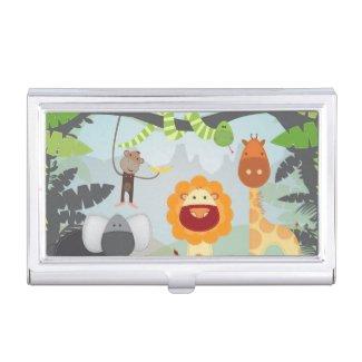 Jungle Fun Business Card Gift Ideas
