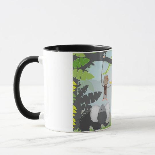 Jungle Fun Mug