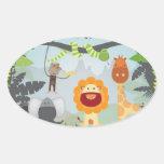 Jungle Fun Stickers