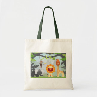 Jungle Fun Tote Bag