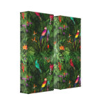 Jungle Gallery Wrapped Canvas