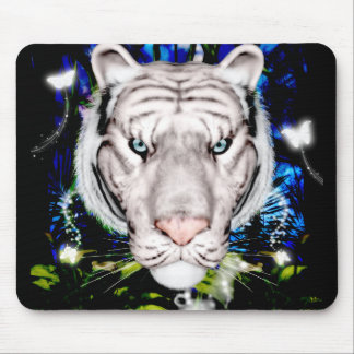 Jungle Ghost Mouse Pad
