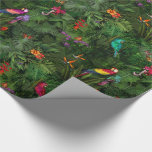 Jungle Gift Wrap Paper