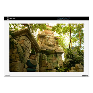Jungle Gnome Laptop Skin