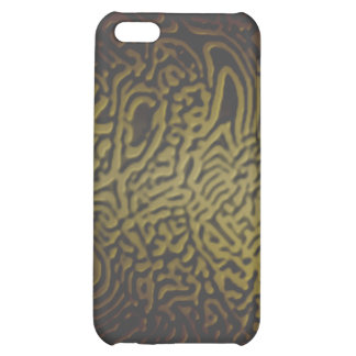 Jungle Gold iPhone4 Cover For iPhone 5C