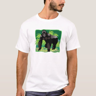 Jungle Gorilla T-Shirt