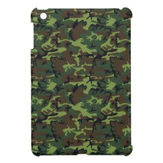 Jungle Green Camo iPad Mini Cover