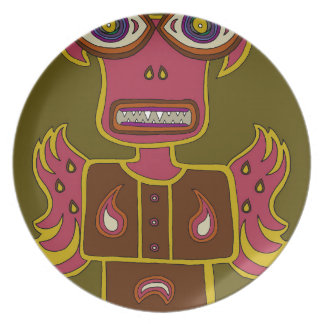 Jungle Ifrit Plate