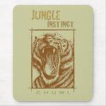 Jungle Instinct_Chuwi_tiger mousepad