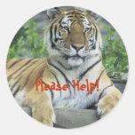 Jungle Jewels Stickers