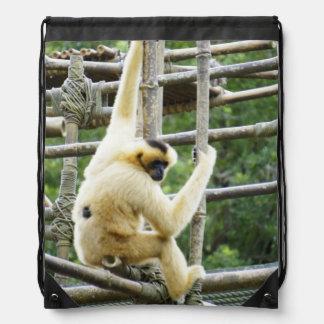 Jungle Jim Drawstring Bag