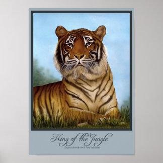 Jungle King Print