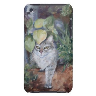 Jungle Kitty iPod Case-Mate Cases