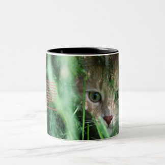 Jungle Legend Two-Tone Coffee Mug