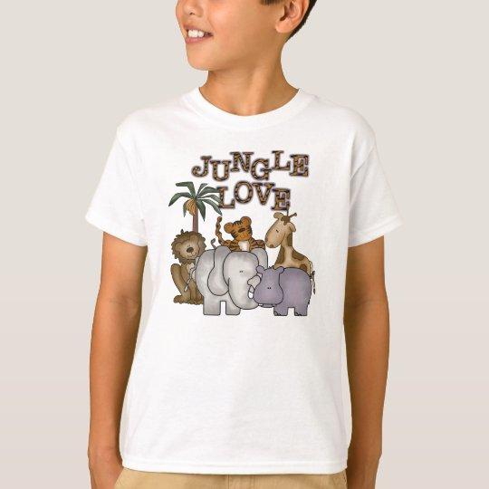 Jungle Loves T-Shirt