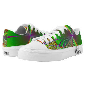 Jungle Low Top Shoes Printed Shoes
