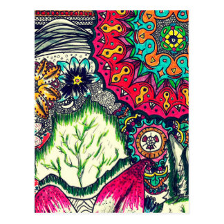 Jungle Lush Postcard