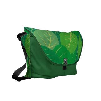 Jungle Messenger Bag