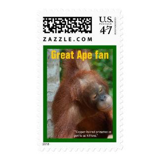 "Jungle "" Monkey Business "" Postage"