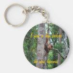 Jungle Movie Star Keychain