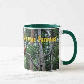 Jungle Movie Star Mug