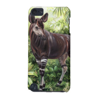 Jungle Okapi iPod Case