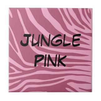 Jungle Pink Tile