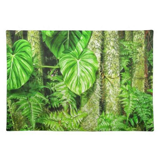 Jungle Placemats