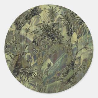 Jungle Plants Sticker