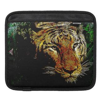 jungle predator wildlife safari animal wild tiger iPad sleeve