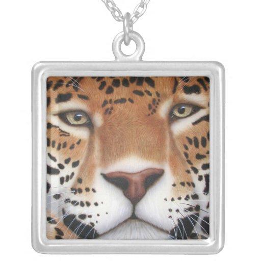 Jungle Queen - Jaguar Necklace