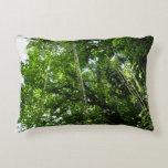 Jungle Ropes Tropical Rainforest Photo Decorative Pillow