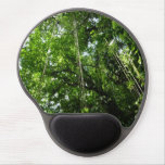 Jungle Ropes Tropical Rainforest Photo Gel Mouse Pad
