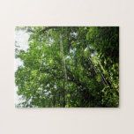 Jungle Ropes Tropical Rainforest Photo Jigsaw Puzzle