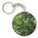 Jungle Ropes Tropical Rainforest Photo Keychain