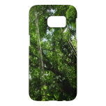 Jungle Ropes Tropical Rainforest Photo Samsung Galaxy S7 Case