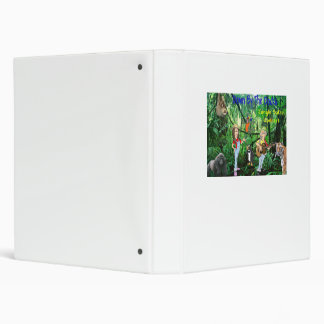 Jungle Safari Concert Binder
