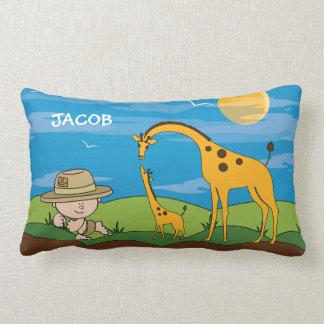 Jungle Safari Kids Pillow
