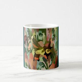Jungle Scrabble Coffee Mug