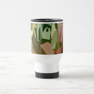 Jungle Scrabble Travel Mug