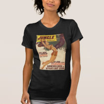 Jungle Stories Pulp Cover 1947 -Vintage T-Shirt